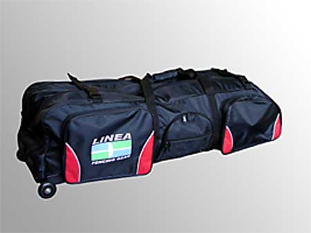 Linea Two Compartment Bag w/ Wheels