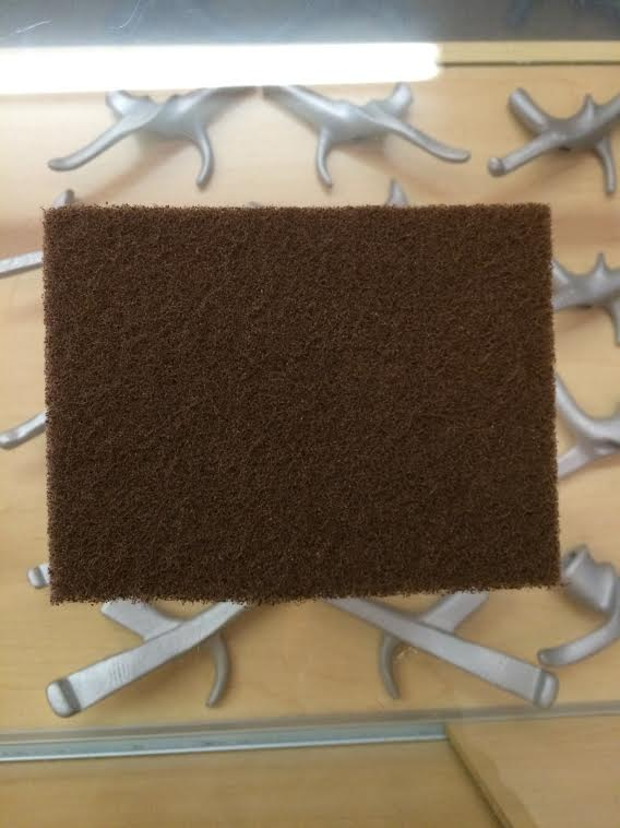 Sanding Pad for rust removal