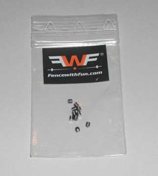 FWF Epee Point Screws (10 pk)
